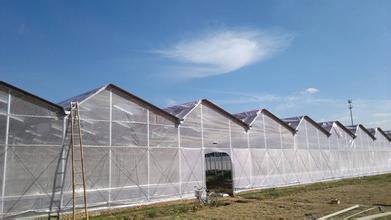 光伏太阳能大棚--大棚建设,蔬菜大棚建设,温室大棚,锦